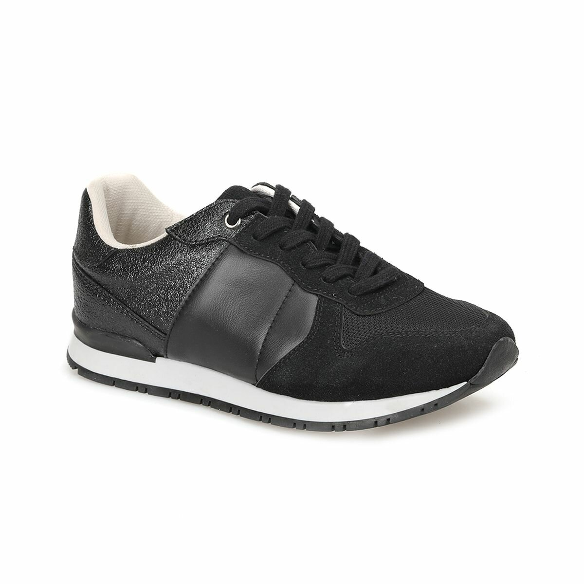 FLO CW18072 Black Women 'S Sports Shoes Art Bella