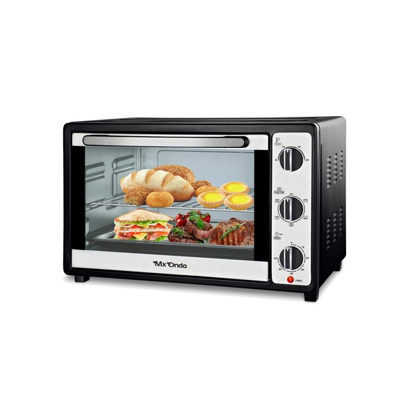 Mini Electric Oven Mx Onda MXHC2183 32 L 1500W Black