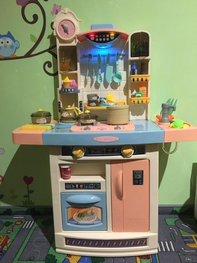 -- Cozinha Brinquedo Simulação