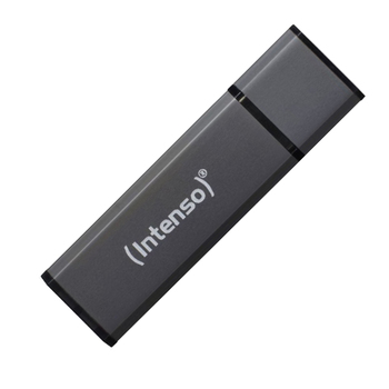 Pendrive INTENSO Alu 라인 3521481 USB 2.0 32GB 블랙
