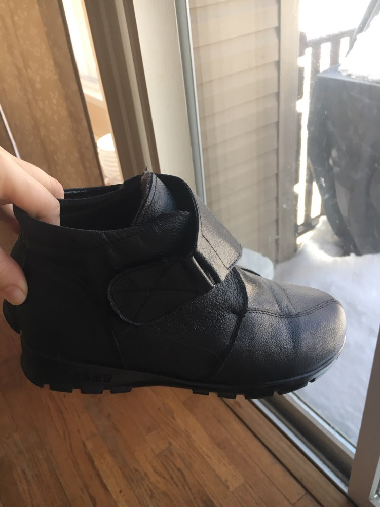 -- Sapatos Inverno Mulher