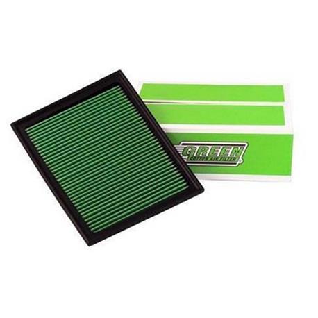 P960127 Green Filtro aire deportivo Toyota Rav 4 1,8L I Vvti 16V 125Cv 00 05