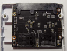 Memory chips without marks. Controller YS9082HC