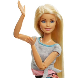 Barbie doll unlimited movements blonde