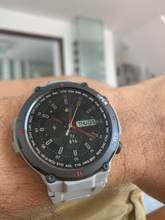 A real bargain for what it costs, very nice watch, very good battery and can be lowered va