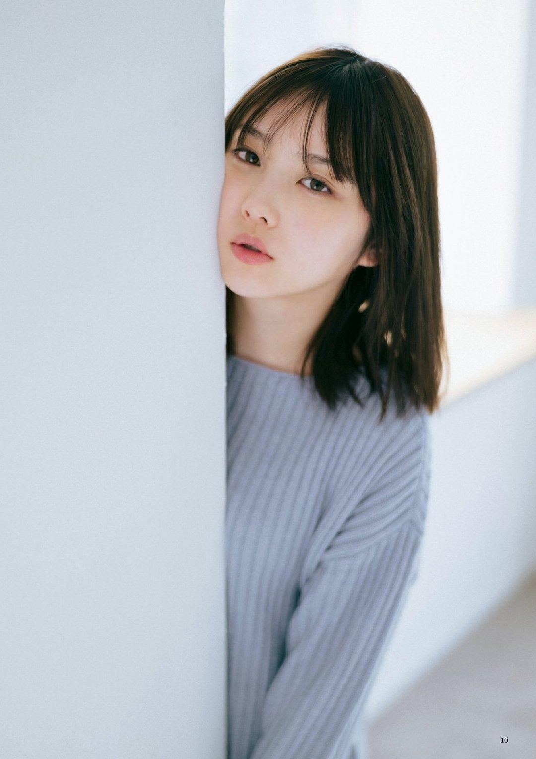 BUBKA 2021年5月号 与田祐希插图6