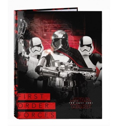 FOLIO WALLET 4 ANIMIXTAS STAR WARS VII