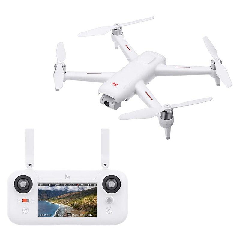 FIMI A3 caméra Drone 5.8G GPS A3 Drone 1KM FPV 25 Min 2 axes Cardan 1080P Caméra RC quadrirotor avion drone kit d'accessoires
