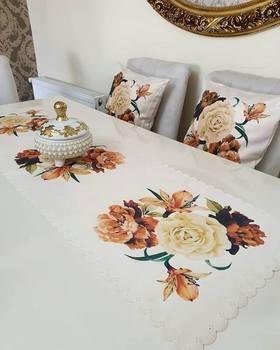 Luxury Pillow decorate Runner CYZ1013