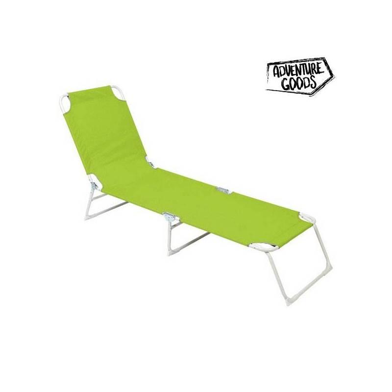 Lounger Adventure Goods 33708 (187x55x27 Cm) Green