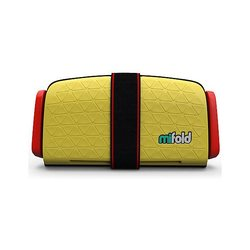 Car Seat-booster Mifold 15-36 kg, taxi yellow MTpromo