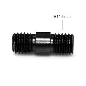 Image 2 - SmallRig Rod Connector with M12*1.75H7 Thread for Smallrig 15mm Aluminum Alloy Rods (Pack of 2)    900