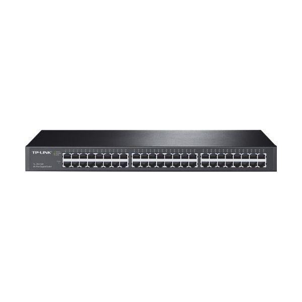 Cabinet Switch TP-LINK TL-SG1048 48P Gigabit 1 U 19
