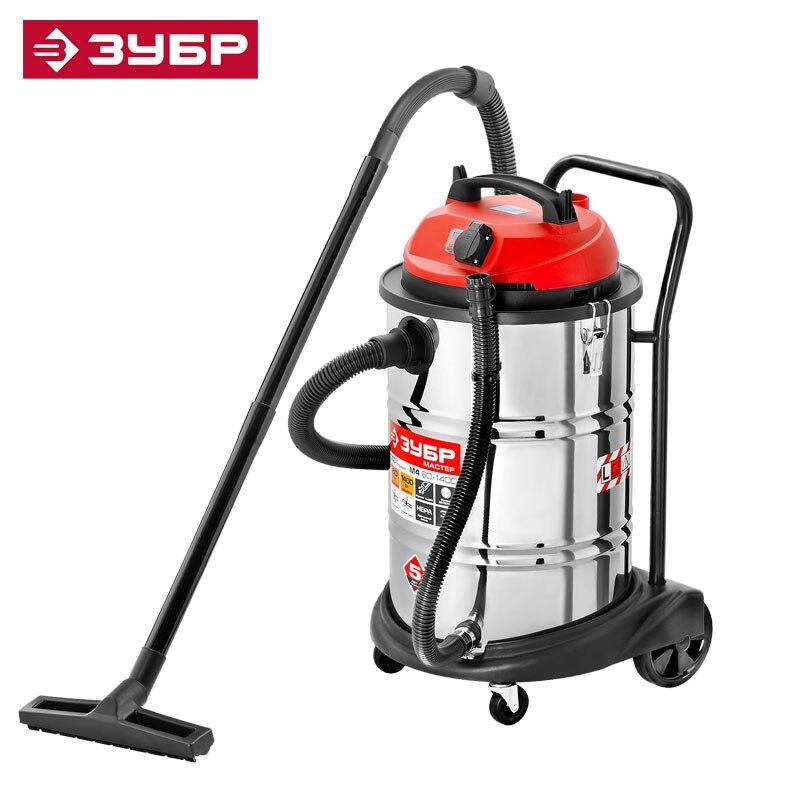 Vacuum cleaner ZUBR (PU-60-1400-M4) Handheld vacuum, dry and wet cleaning