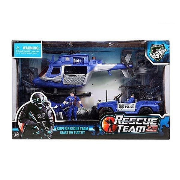 Rescue Team Set Junior Knows 6101 (4 Pcs)