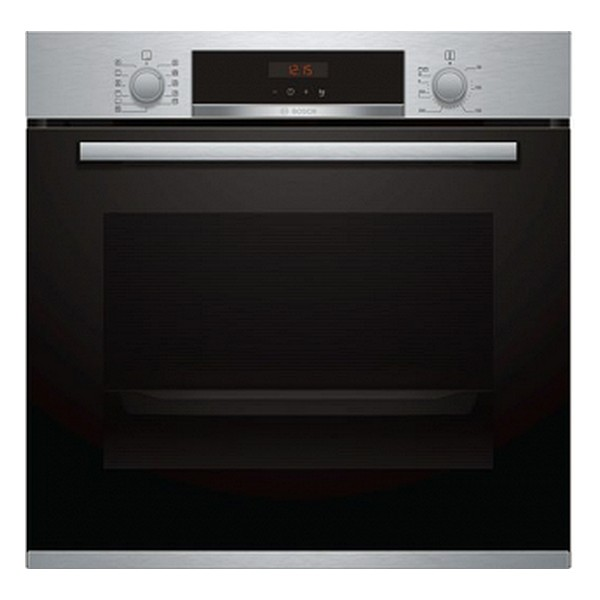 Multipurpose Oven BOSCH HBA574BR00 71 L LED 3600W Black Stainless Steel