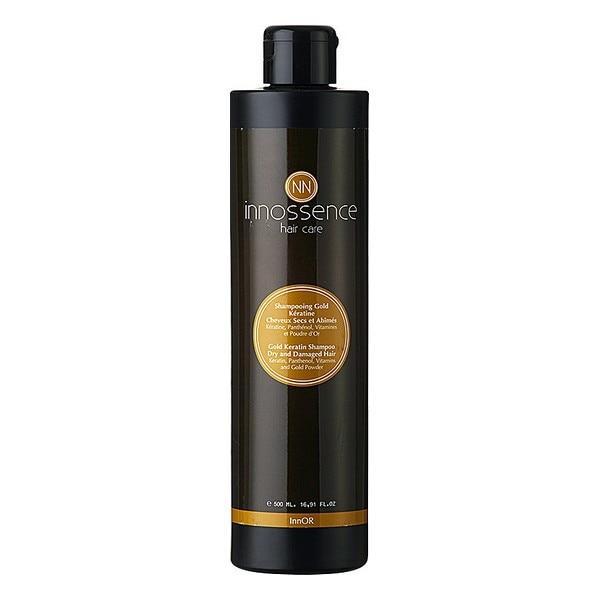 Restorative Shampoo Gold Kératine Innossence (500 Ml)