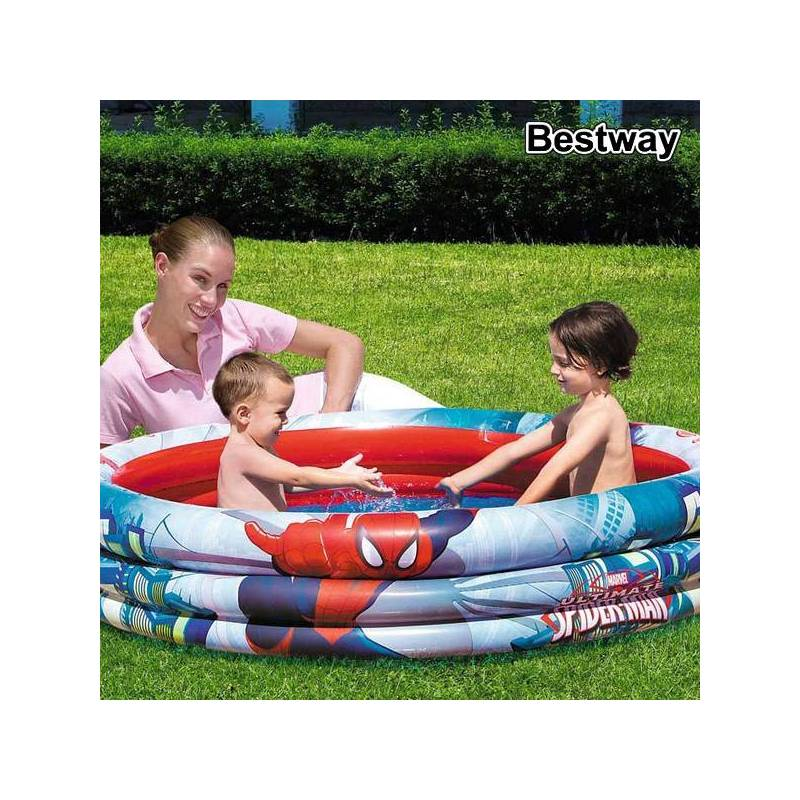 Inflatable Pool Bestway 98006 282 L (152x30 Cm)