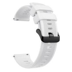 Xiaomi MI Watch 컬러 스포츠 에디션 스트랩 퀵 릴리스 실리콘 밴드 교체 팔찌 시계 밴드 Correa Wristband