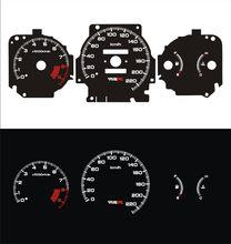 Датчик свечения DASH EL для EK4 SiR 1996 1999, механическая передача 220 км, 9500 об/мин