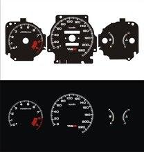 Tableau de bord EL jauge de préchauffage pour EK4 SiR 1996 1999 Transmission manuelle 220 KM 9500 tr/min