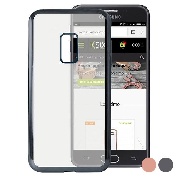 Mobile cover Galaxy J5 2017 Flex Metal|  - title=
