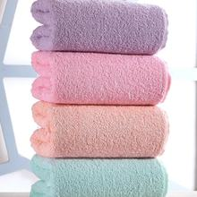 Puffy Set of 4 50x85 Cm Hand And Face Towel non-irritating for your hands and face. MADE IN TURKEY cl Purple pink orange green
