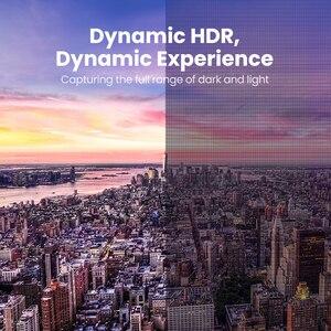 Image 4 - Ugreen HDMI כבל HDMI 2.1 כבל 8K @ 60Hz 4K @ 120Hz גבוהה במיוחד במהירות 48Gbps עבור Apple טלוויזיה PS4 8K טלוויזיה דיגיטלי כבלים HDR10 + HDMI 2.1