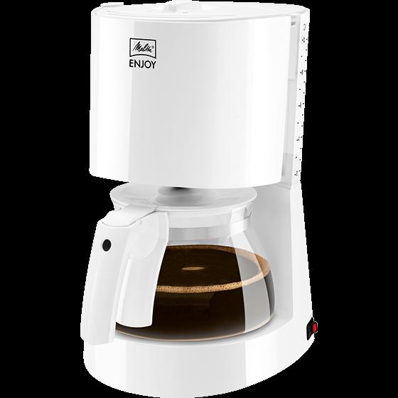цены на Drip coffee maker Melitta Enjoy II, White в интернет-магазинах