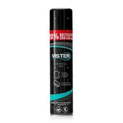 Wasser-abweisend imprägnierung vister für leder, wildleder, textilien für schutz und pflege 300 ml