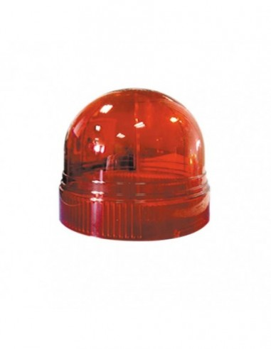 JBM 11325 SHELL ROTATING Warning Light RED