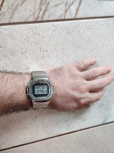 -- Relógio Dwaterproof Cronógrafo