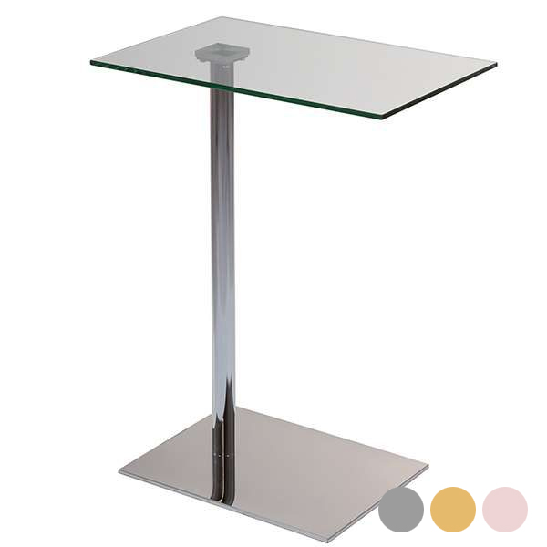 Side Table (34 X 50 X 68 Cm) Iron