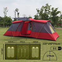 Automatic tent 4-7 person MIMIR-920