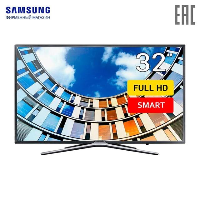 "Телевизор Samsung 32"" FHD Flat Smart TV UE32M5500AU Series 5"