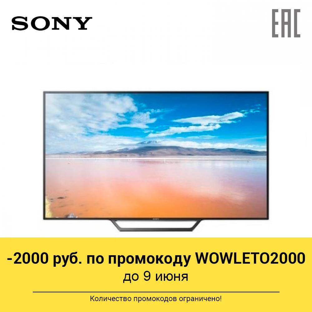 "TV 40"" Sony Kdl-40wd653 SmartTv (Linux), 40InchTv Wi-Fi, 1080p Full HD (1920x1080)"