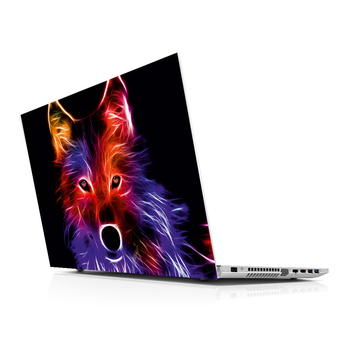 a 14 0 notebook lcd screens for acer lenovo dell asus hp laptop display edp 30 pin fhd 1920 1080 Sticker Master Wolf universal laptop skin for 13 14 15 15.6 16 17 19 inc notebook decal for Mac, dell, Acer, HP, Toshiba, Asus, lenovo