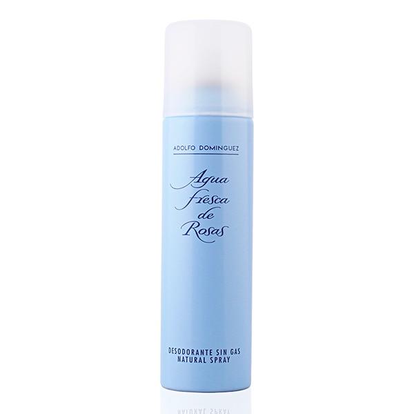 Spray Deodorant Agua Fresca De Rosas Adolfo Dominguez (150 Ml)