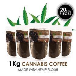 قهوة كانابيسايد الأصلية 1 كجم مصنوعة في إيطاليا-الشحن المجاني