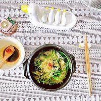 干饭人爱吃的菠菜粉丝煲的做法图解8