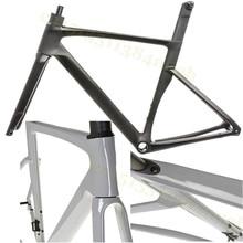 Pro Sagan 700C дисковый каркасный диск-тормоз дорожный велосипед-карбоновый гравий аэрокарбонат-циклокросс T1100 велосипедные рамы