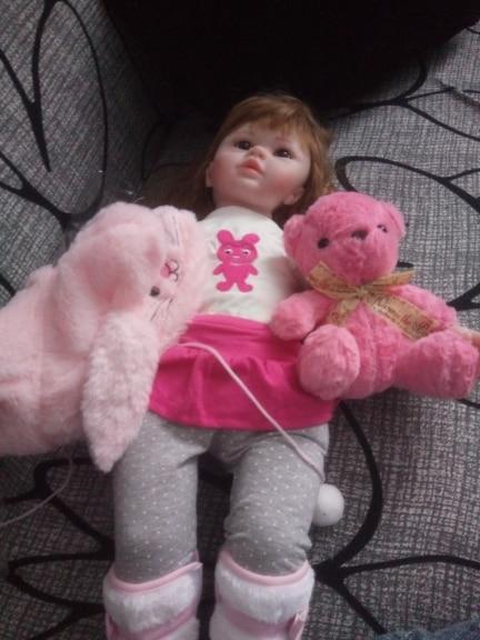 -- Boneca Boneca Cabelo