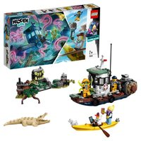 Lego Hidden Side 70419 Old fishing ship Toys & Hobbies Building & Construction Toys Blocks LEGO
