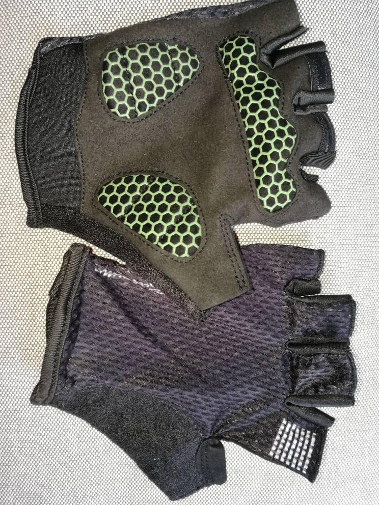 Unisex Sports Fingerless Gloves photo review