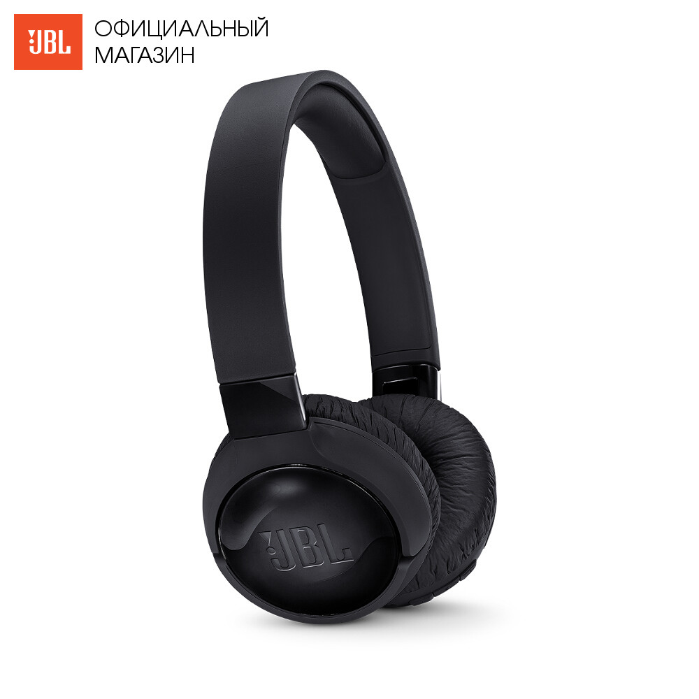 Earphones & Headphones JBL JBLT600BTNCBLK Portable Audio Video with microphone