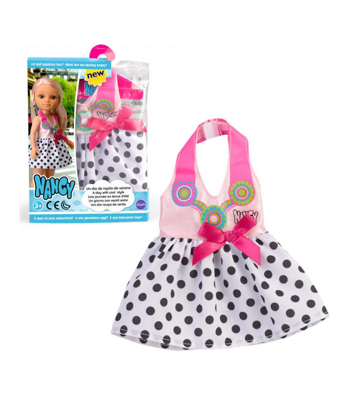 Nancy To Day 'S Clothes Summer Dress Moles Toy Store Articles Created Handbook