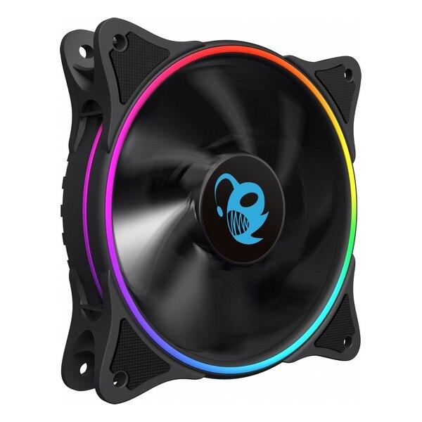 Ventilator CoolBox Deep Iris Ø 12 Cm 1100 Rpm RGB