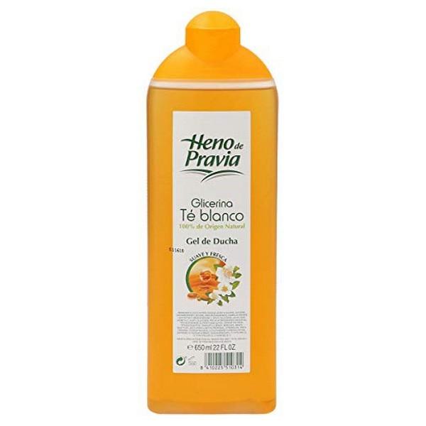 Shower Gel Glicerina Heno De Pravia (650 Ml)