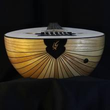 Arete turco hecho a mano, arbol de Arce, profesional, nivel de concierto con entrada Jack