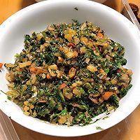 湖南下饭菜烫菜(积菜子)腌制/炒菜——妈妈做菜de味道的做法图解12